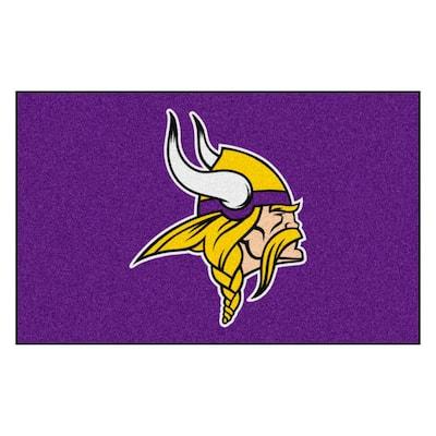 NFL - Minnesota Vikings Rug - 5ft. x 8ft.