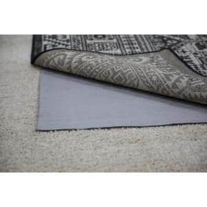 8 ft. x 11 ft. All Pet Grey Felted Reversible Pet Proof Rug Pad