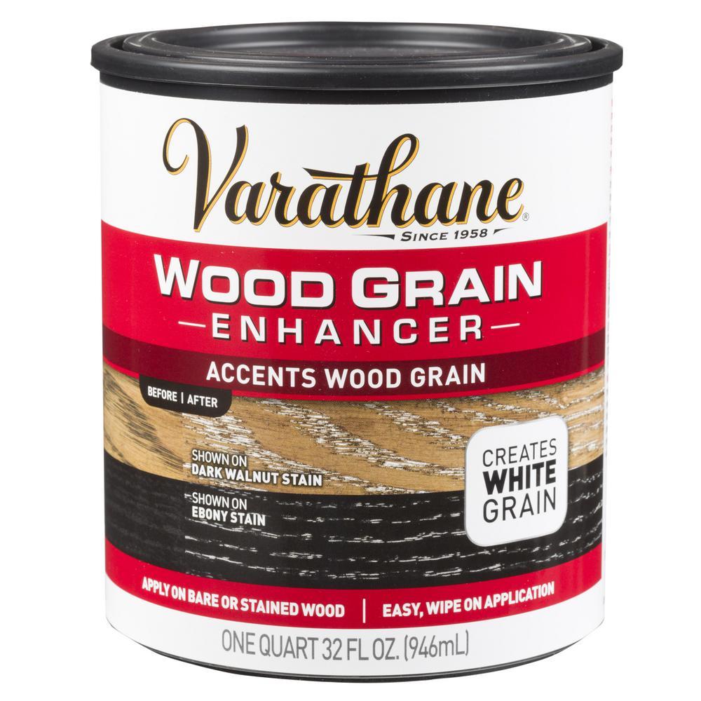 1 qt. White Wood Grain Enhancer (2-Pack)