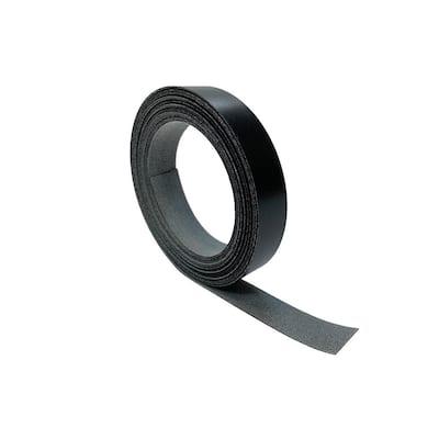 13/16 in. x 250 ft. Black Melamine Edgebanding with Hot Melt Adhesive