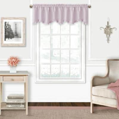 Adaline Nursey and Kids Blackout Window Valance