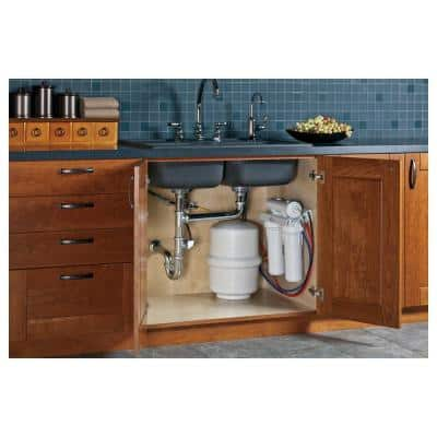 Under Sink Reverse Osmosis Water Filtration System
