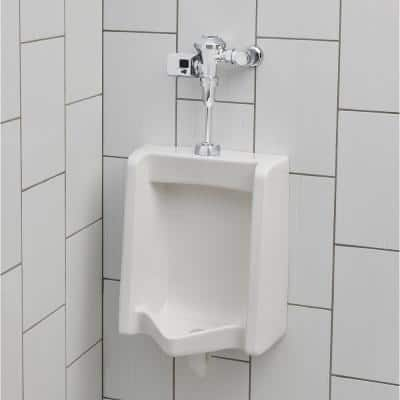 Ultima Sensor-Operated 0.5 GPF Urinal Diaphragm-Type Flush Valve in Polished Chrome