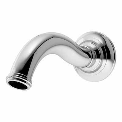 Winslet Non-Diverter Tub Spout in Polished Chrome