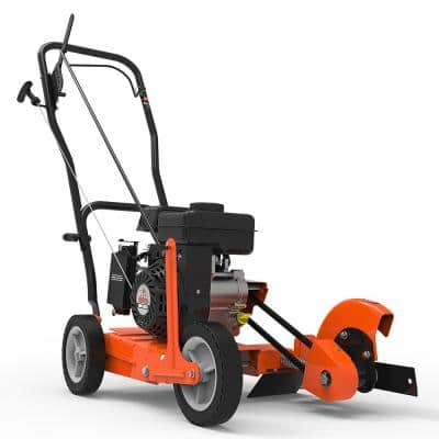 9 in. 79 cc Gas Powered 4-Cycle Walk Behind Landscape Edger with Extra Blade Included