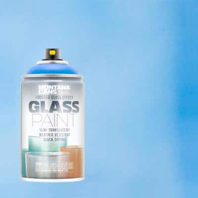 5 oz. EFFECT GLASS Paint Spray, Bay Blue
