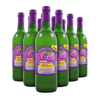 750 ml Sweet-Nectar Premium Concentrated Hummingbird Nectar/Food (12-Pack)