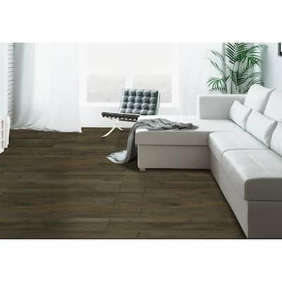 Bralton Oak 7.13 in. W x 48.03 in. L Rigid Core Click Lock Luxury Vinyl Plank Flooring (23.77 sq. ft./case)