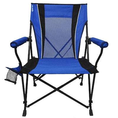 Maldives Blue Dual Lock Hard Arm Chair