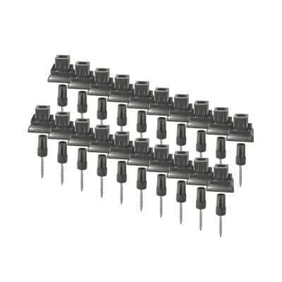 Square Surface Mount Deck Railing Adapters for 3/4 in. Square balusters (20-Piece)
