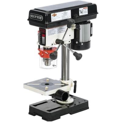 Shop Fox 1/2 HP 8-1/2-inch Bench-Top Oscillating Drill Press
