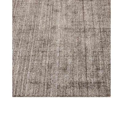 Ashton Contemporary Modern Fawn 9 ft. x 12 ft. Hand-Knotted Area Rug