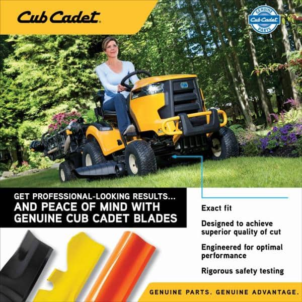 High-Performance Sand Blades For Lawn Mowers With 42 In Deck Replaces Oe 42 In