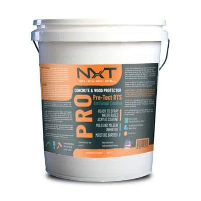 Pre-Tect RTS 5 Gal. Acrylic Protective Coating Sealant and Primer in Clear