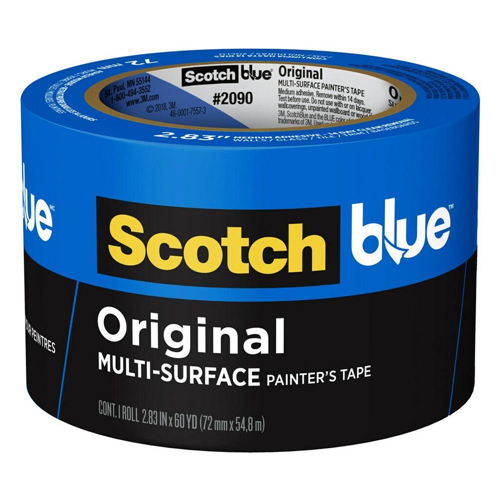 ScotchBlue 2.83 in. x 60 yds. Original Multi-Surface Painter's Tape