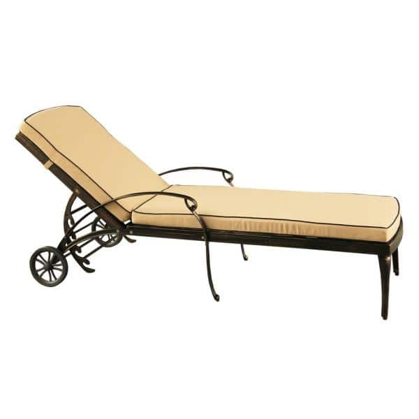 Contemporary Modern Mesh Lattice, Pool Chaise Lounge Chairs With Wheels