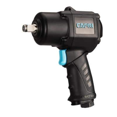 "Capri Tools 1000 ft. lbs. 1/2"" Twin Power Air Impact Wrench"