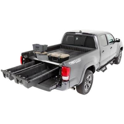 6 ft. 2 in. Pick Up Truck Storage System for Toyota Tacoma (2019-Current)