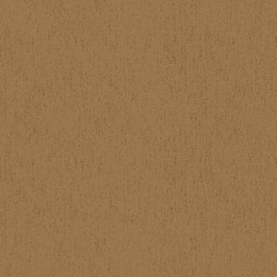 Brown Speckled Texture Vinyl Non-Woven Strippable Roll Wallpaper (Covers 59.2 sq. ft.)