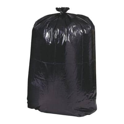 45 Gal. Heavy-Duty Recycled Can Liners (100 Per Carton)