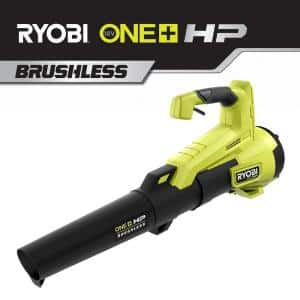 110 MPH 350 CFM ONE+ HP 18V Brushless Lithium-Ion Cordless Battery Variable-Speed Jet Fan Blower (Tool-Only)
