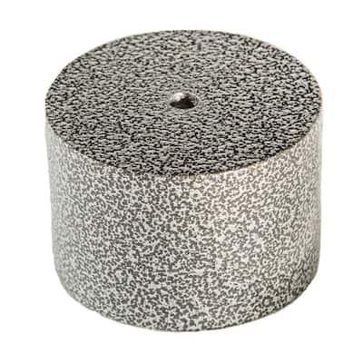 Silver Vein Aluminum Hand Rail End Bracket