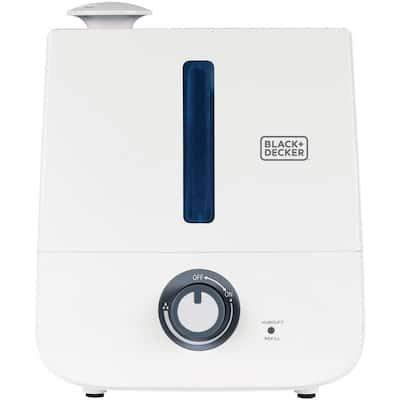 0.75 Gal. Ultrasonic Humidifier
