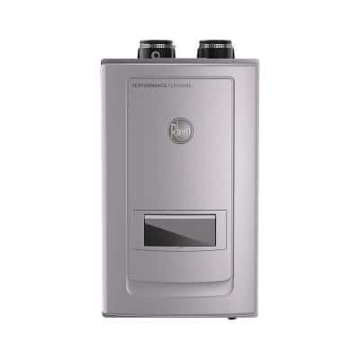Performance Platinum 11 GPM Liquid Propane High Efficiency Indoor Recirculating Tankless Water Heater