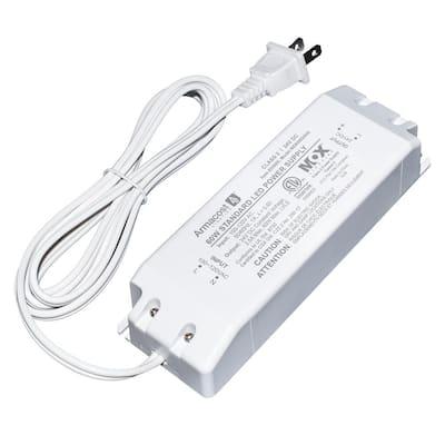 LED Power Supply 60-Watt Standard Driver 24-Volt DC Transformer