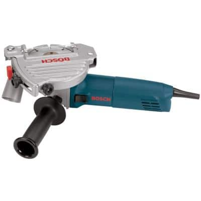 8.5 Amp Corded 5 in. Tuckpointing Grinder