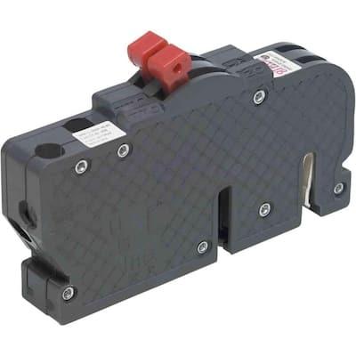 New VPKUBIZ 20 Amp/20 Amp 3/4 in. 1-Pole Zinsco Twin R3820 Replacement Circuit Breaker