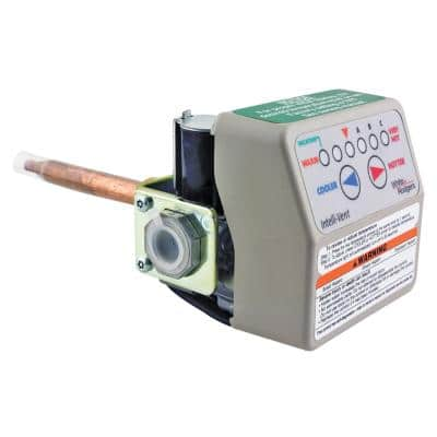 White-Rodgers Gas Control Thermostat with 1.5 in. Shank Length (NG) for GE/Hotpoint/Richmond Water Heaters