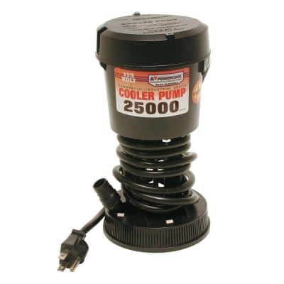 DIAL UL25000LA 115-Volt Industrial Evaporative Cooler Pump