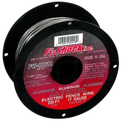 250 ft. 17-Gauge Aluminum Wire