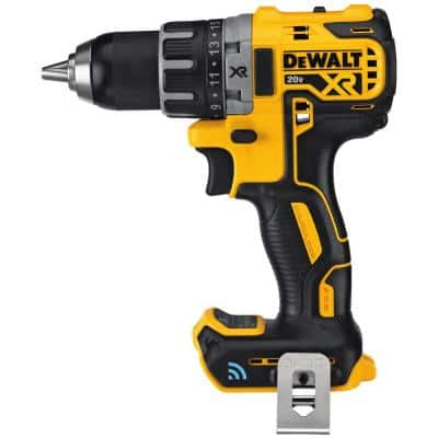 20-Volt MAX XR with Tool Connect Cordless Brushless 1/2 in. Compact Drill/Driver (Tool Only)