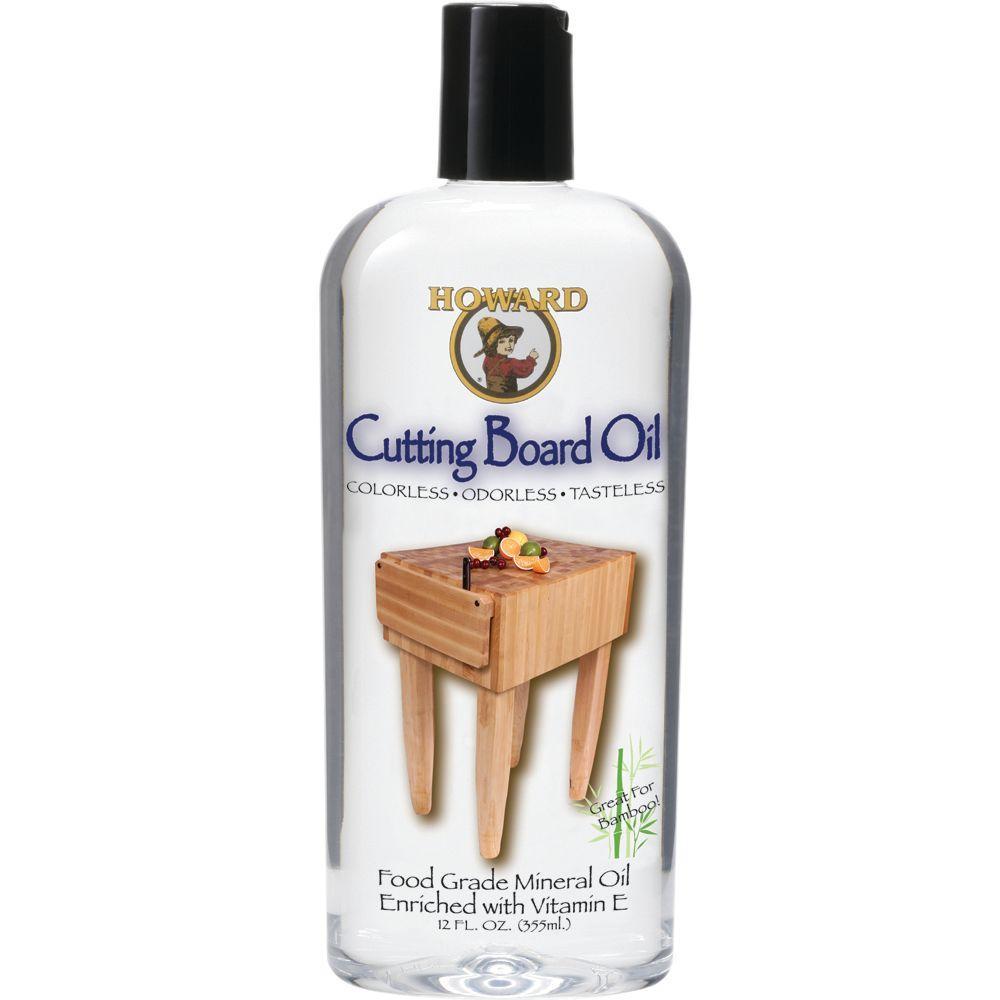 12 oz. Cutting Board Oil