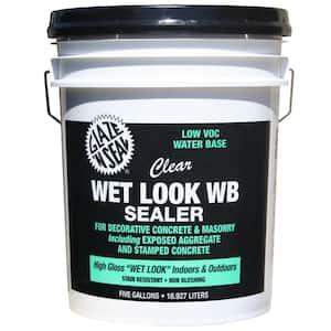 5 gal. Wet Look Water Base Sealer