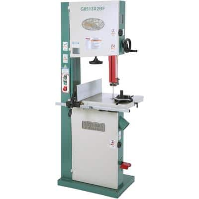 """17"""" 2 HP Extreme-Series Bandsaw with Cast-Iron Trunnion & Foot Brake Micro-Switch"""