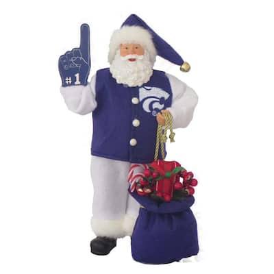 12 in. Kansas State #1 Santa