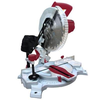 8-1/4 in. Compound Miter Saw with Laser Guide