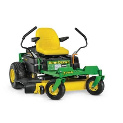 Z345M 42 in. 22 HP Gas Dual Hydrostatic Zero-Turn Riding Mower