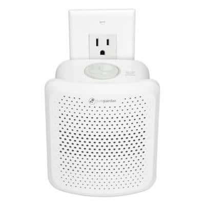 Odor Eliminating Pluggable Air Purifier with Nightlight, AP201W