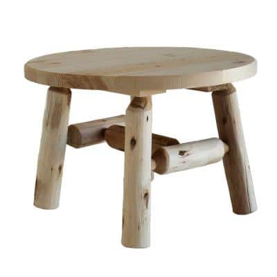 25 in. Patio Round Table