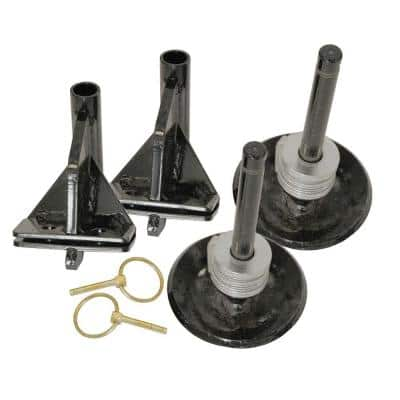 HomePlow Skid Shoe Kit