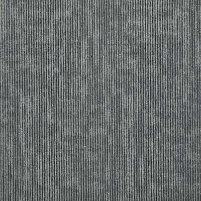 Graphix Earthenware Loop Commercial 24 in. x 24 in. Glue Down Carpet Tile (12-tile/case)