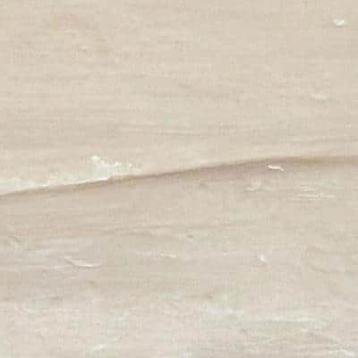 SAMPLE - 6 in. x 6 in. Riverwood White Washed Endurathane Faux Wood Ceiling Beam Material