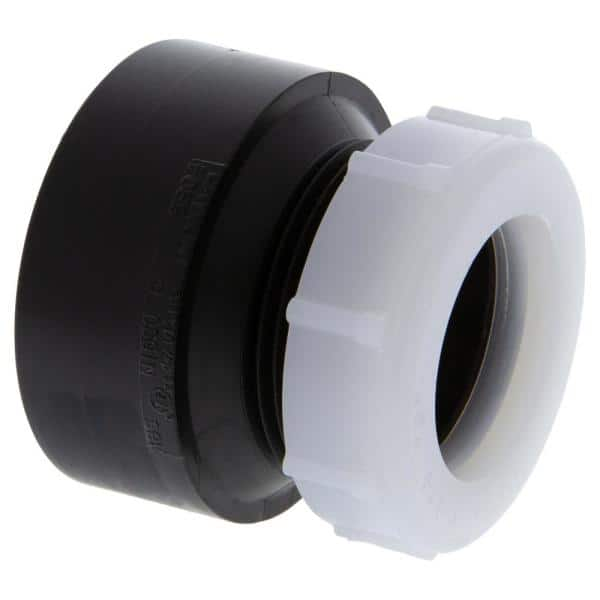 """1//2/"""" PRESSURE PIPE UNION SOLVENT WELD PVC//ABS"""