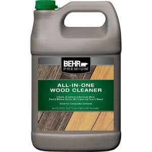 1 gal. All-In-One Wood and Deck Cleaner