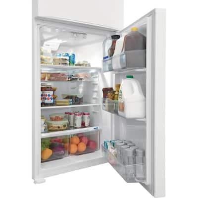 20.0 cu. ft. Top Freezer Refrigerator in White