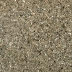 4 in. Solid Surface Technology Vanity Top Sample in Rocky Road